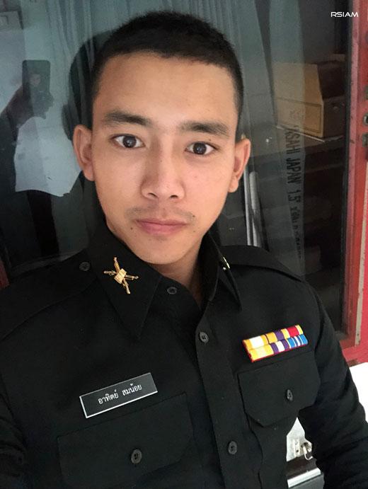 พลทหารเบิ้ล-ปทุมราช